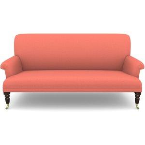 Midhurst 3 Seater Sofa In Plain Linen Cotton- Tequila Sunset Sofas