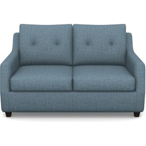 Oxwich 2.5 Seater Sofabed In House Plain- Cobalt Sofas