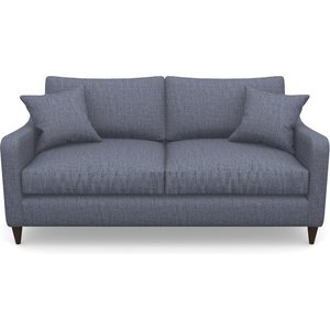 Rye 3 Seater Sofa In House Plain- Denim Sofas