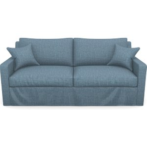 Stopham Sofabed 3 Seater Sofabed In House Plain- Cobalt Sofas
