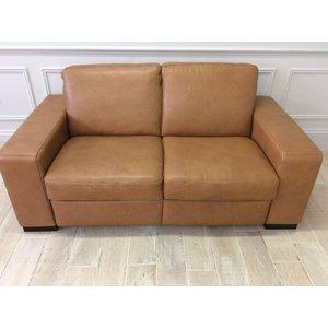 Alma 2 Seater Sofa In Premium Leather 15we