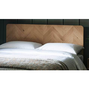 Burnett Double Headboard In Sustainable Hard Wood