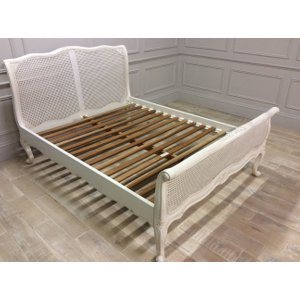 Charlotte Chateau King Size Bed
