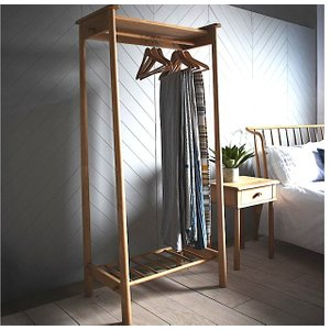 Earlswood Open Wardrobe