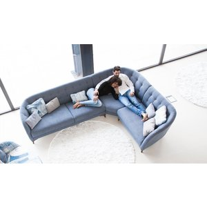 Emily Large Corner Sofa - Right [mbx1+r+b2]