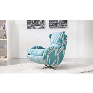 Enzo Swivel Chair