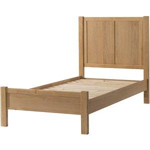 Oak Furniture Superstore Bampton Oak Single Bed Bfo031, Oak