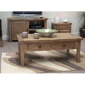 Oak Furniture Superstore Ex-display Bramley Oak Coffee Table Pt93353