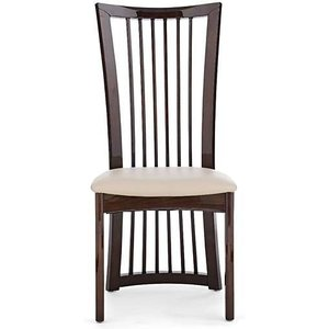 Oak Furniture Superstore Ex-display Set Of 4 Reni Leather Dining Chairs Pt92384