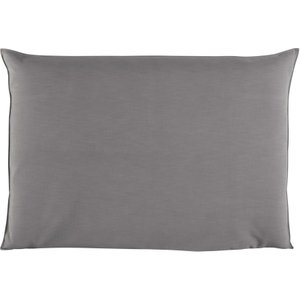 Maisons Du Monde 160cm Headboard Cover In Pearl Grey 3611871563531 Home Textiles, Grey