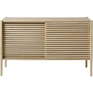Maisons Du Monde 2-door Sideboard With Solid Ash Legs Okinawa 3611871875351 Storage