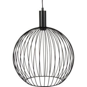 Maisons Du Monde Black Wire Pendant Light D38cm 3611872074340 , Black