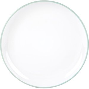 Maisons Du Monde Blue And White Earthenware Dessert Plate 3611871959174 Tables, Blue