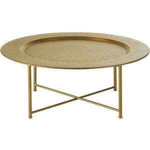 Maisons Du Monde Coffee Table In Brass Metal 3611872094164 Tables, Gold