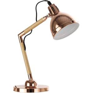 Maisons Du Monde Copper Metal Desk Lamp 3611871604203