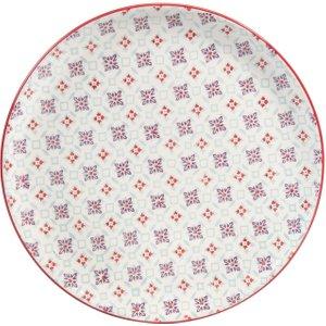 Maisons Du Monde Earthenware Dinner Plate 3611871495467 Tables, Multicoloured