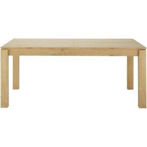 Maisons Du Monde Extendible 6-10 Seater Dining Table L160/240 3611871298501 Tables, Beige