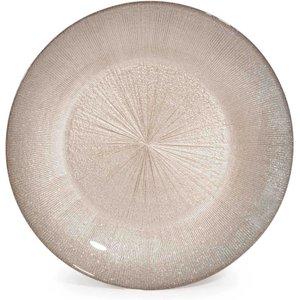 Maisons Du Monde Champagne Glass Dessert Plate D 22 Cm 3611871641338 Tables, Gold