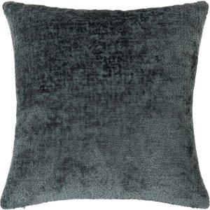 Maisons Du Monde Grey Blue Cushion Cover 40x40cm 3611872074975 Home Textiles, Blue