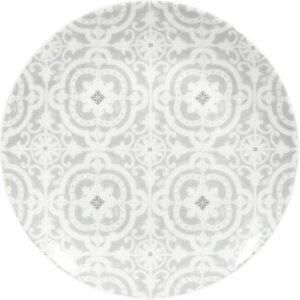 Maisons Du Monde Grey Porcelain Dessert Plate 3611871703623 Tables