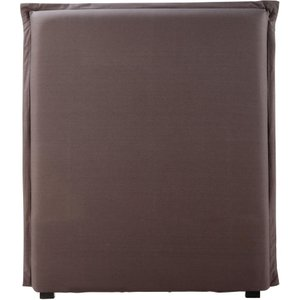 Maisons Du Monde Headboard Cover 90 In Anthracite Grey Cotton 3611871779680 Home Textiles, Grey