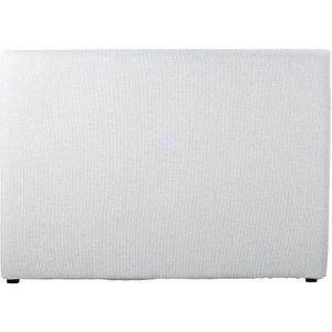 Maisons Du Monde Pearl Grey Headboard Cover 180 3611872005351 Home Textiles, Grey