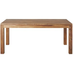 Maisons Du Monde Solid Sheesham Wood Dining Table L180 Stockholm 3611871404735 Tables