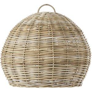 Maisons Du Monde Spherical Rattan Shade For Pendant Light D60 3611872011086