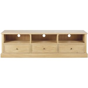 Maisons Du Monde Tv Stand With 3 Drawers 3611872090166 Tables, Brown
