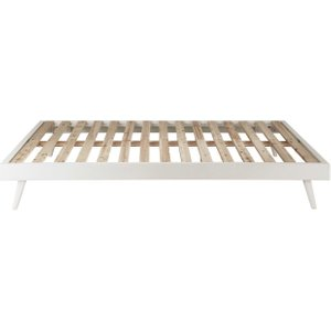 Maisons Du Monde White Pine Scandinavian Day Bed 140x190 3611871502493 Tables, White