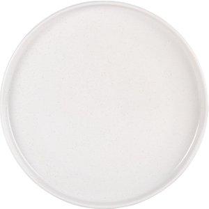 Maisons Du Monde White Stoneware Dinner Plate 3611872082451 Tables, White