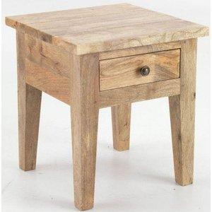 Ancient Mariner Furniture Ancient Mariner Metro Mango Wood Lamp Table