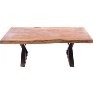 Ancient Mariner Furniture Ancient Mariner Old Empire Acacia Wood Coffee Table