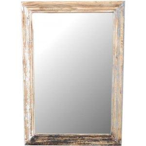 Ancient Mariner Furniture Ancient Mariner Piccadilly Rectangular Mirror - 3cm X 132cm, Distressed