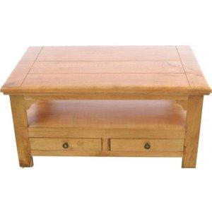 Ancient Mariner Furniture Ancient Mariner Plato Mango Wood Coffee Table