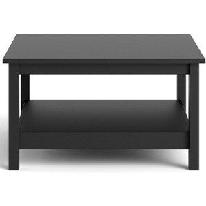 Furniture To Go Barcelona Matt Black Coffee Table