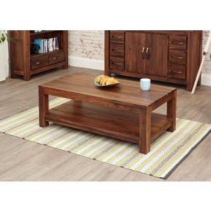 Baumhaus Furniture Baumhaus Mayan Walnut Coffee Table