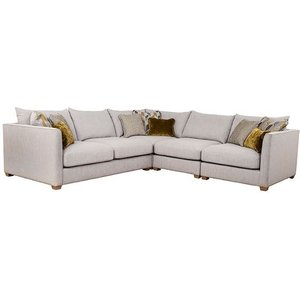Buoyant Upholstery Buoyant Carter Fabric Corner Sofa