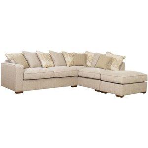 Buoyant Upholstery Buoyant Chicago Fabric Corner Sofa