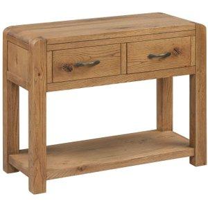 Annaghmore Capri Oak Console Table