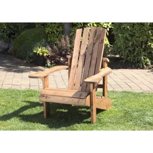 Charles Taylor Aidendack Style Garden Chair, Natural