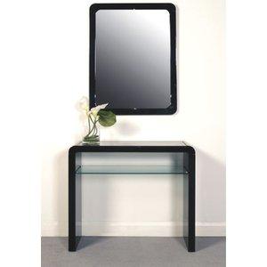 Annaghmore Clarus Black Medium Console Table