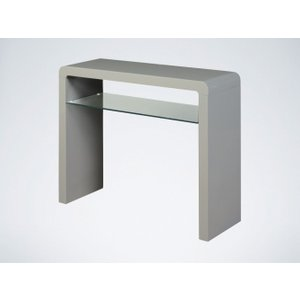 Annaghmore Clarus Grey Medium Console Table