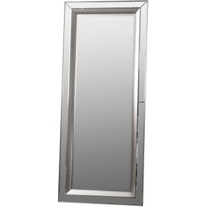 Clearance - Gallery Direct Madrid Leaner Rectangular Mirror - 69cm X 158cm - New - D159