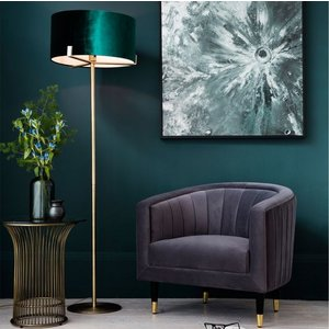 Gallery Direct Clearance - Gallery Nicholson Floor Lamp - New - Fs1195