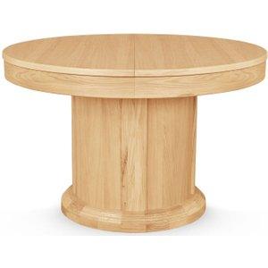 Clemence Richard Sorento Oak Round Dining Table