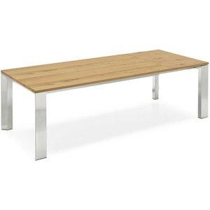 Calligaris Connubia Gate Rectangular Extending Dining Table - 180cm-240cm