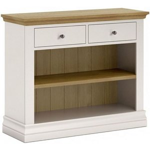 Corndell Annecy Oak Top Bookcase