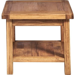 Fortune Woods Country Oak Square Coffee Table