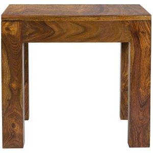 Indian Furniture Company Cuban Petite Sheesham Lamp Table